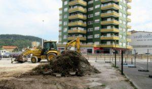 Torrelavega da el pistoletazo de salida a la construcción de la Plaza de las Nuevas Tecnologías