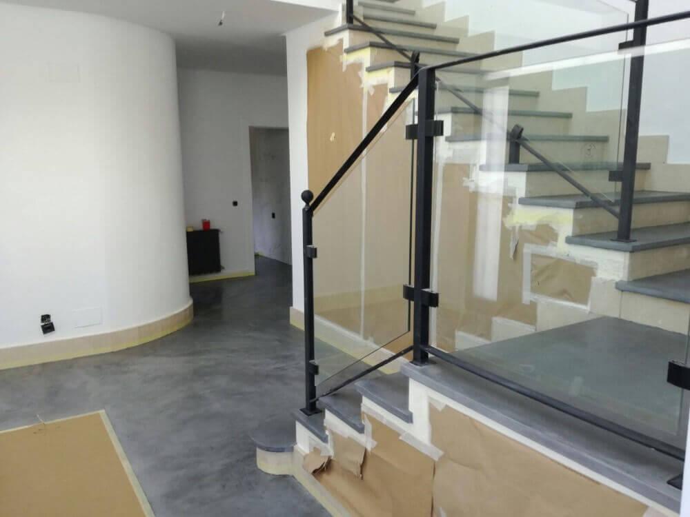 Repinor Microcementos Interiores Cantabria 30 santander torrelavega