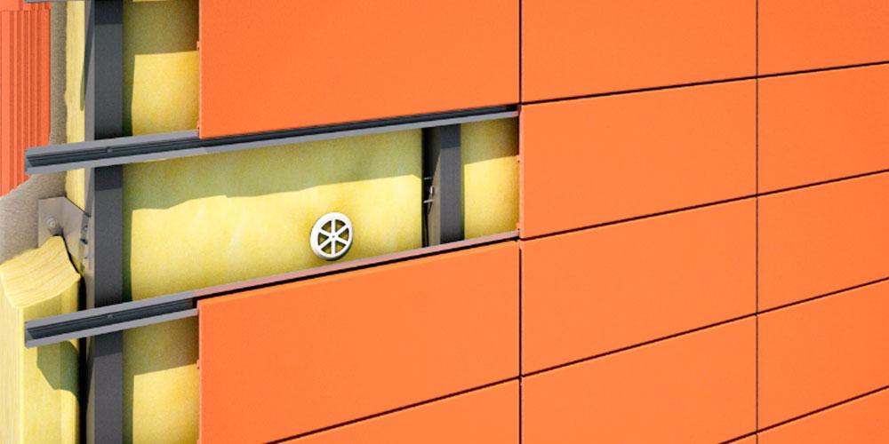 Fachada Ventilada De Panel Fenolico santander torrelavega