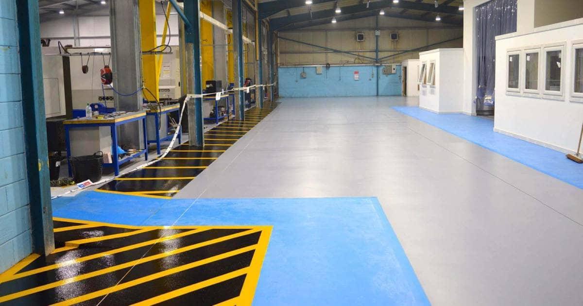 ¿Cuáles son las principales ventajas del pavimento industrial en Cantabria?